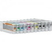 Тонер касета за Epson T6537 Light Black Ink Cartridge (200ml) - C13T653700