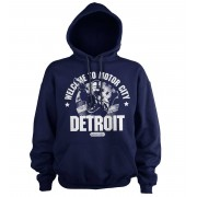 Robocop - Welcome To Motor City Hoodie