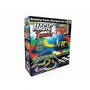Magic Tracks 11ft 220 Pieces Of Glow Track!