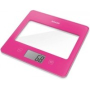 Sencor SKS5028RS-NA KITCHEN SCALE PINK Weighing Scale(Pink)