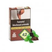 Tutun Narghilea AL FAKHER ciocolata menta 50 gr