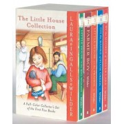 Little House 5-Book Full-Color Box Set: Books 1 to 5, Paperback
