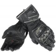 Dainese Druid D1 Långa motorcykel handskar Svart L