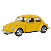 RMZ City Beetle 1:36 Volkswagen (Matte Yellow)