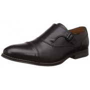 Call It Spring Men's Striano Black Synthetic Loafers and Moccasins - 8 UK/India (42 EU) (9US)