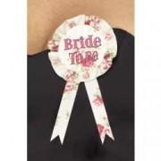 Rozeta petrecerea burlacilor Vintage Bride to Be