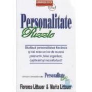Personalitate puzzle - Florence Littauer Marita Littauer