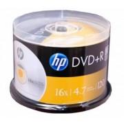 DVD+R HP (Hewlett Pacard) 120min./4.7Gb. 16X - 50 бр. в целофан