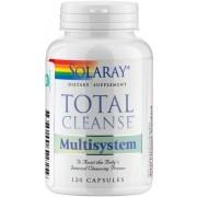 Solaray Total Cleanse Standard - 120 Kapseln