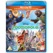 Disney Zootropolis 3D