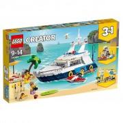 Lego Abenteuer auf der Yacht