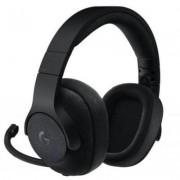 Геймърски слушалки logitech, g433 7.1 dts headphone x, микрофон, черни, logitech-head-g433