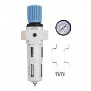 """Regulator powietrza z manometrem odwadniaczem i filtrem REDATS P-760 3/8"""" PRO - 3/8"""""""