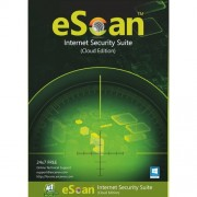 Antivirus, eScan Internet Security Suite with Cloud Security, 1 user/1 year (ES-03ISSV14-1)