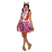 Детски карнавален костюм Енчантималс Фелисити Фокс, 2 налични размера, Rubies ENCHANTIMALS, Felicity Fox, 641212