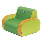 Chicco foteljica Twist Summer green