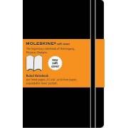 Moleskine Soft Extra Large Ruled Notebook Noir