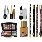 Adbeni Good Choice New Girls Fashion Combo Makeup set of 10 Pcs