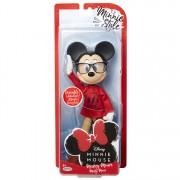 Papusa Mickey Mouse cu ochelari