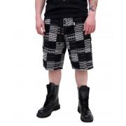 pantaloni scurți bărbați SURPLUS - Kilburn PANTALONI SCURTI - NEGRU - 05-5651-03