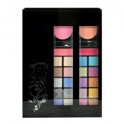 Makeup Trading Schmink Set Styles To Go confezione regalo paletta make-up completa