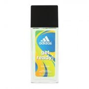 Adidas Get Ready! For Him deodorante spray 75 ml uomo