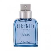 Calvin Klein Eternity Aqua For Men eau de toilette 100 ml за мъже