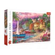 Trefl Puzzle Slagalica On golden shores 1500 kom (26158)