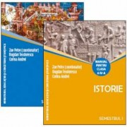 Istorie. Manual pentru clasa a IV-a sem.I si al II-lea