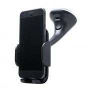 Shop4 - Universele Telefoonhouder Auto Instelbare Raamhouder (max. breedte 90mm)