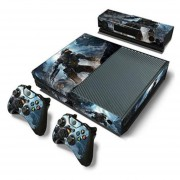 Xbox One Skins Estampas Para Consola Xbox One - Halo