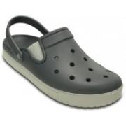 Crocs Men Grey Sandals