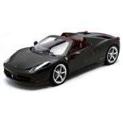 Ferrari 458 Italia Spider (Black)