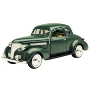 Motormax 1939 Chevrolet Coupe Green (no. 73247AC)