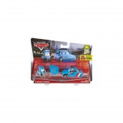 Coleccion autitos cars disney pack 2 Bruno-Raoul