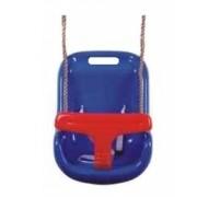 Seggiolino di sicurezza 2 - in -1 Blu/Rosso