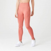 Myprotein Shape Seamless Ultra Leggings – Kupfer Rosé - S