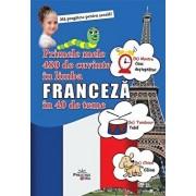Primele mele 480 de cuvinte in limba Franceza in 40 de teme/***
