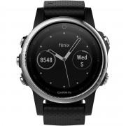 Garmin Fenix 5S Sportuhr in schwarz