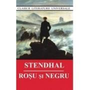 Rosu si Negru Ed. 2012 - Stendhal