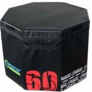 Кутия за скокове Master Plyo, 60 см. Черна, MAS4A462
