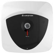 Pachet Boiler Electric Ariston Andris Lux 10 Eu 10 Litri 1200W Alb Negru + Kit instalare PSC