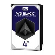 Western Digital Black 4005FZBX HDD 4TB interno 3.5 SATA 6Gb s 7200rpm 256Mb