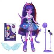 Hasbro My Little Pony Equestria Girls Singing Twilight Sparkle Doll