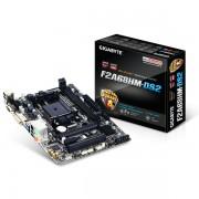 Matična ploča Gigabyte AMD A68 GA-F2A68HM-DS2 SFM2,DDR3,DVI/VGA,USB3.0/USB2.0,SATA III,RAID,LAN mATX Retail GA-F2A68HM-DS2