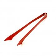 Óriás széncsipesz - 31 cm - Piros