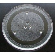 GoodsBazaar Microwave Glass Turntable Tray / Plate 10.5 Inch Suitable For Electrolux G26K101