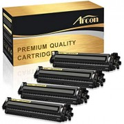 Arcon 4 Pack Compatible for HP 30A HP 30X CF230A M203dw M227fdw Toner Cartridge for HP LaserJet Pro MFP M203dw M227fdw M227fdn 203dw 27fdw 227fdn HP LaserJet Pro M203d M203dn M227sdn M227 M203 printer
