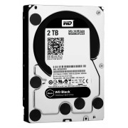 """Western Digital WD Black Performance Hard Drive WD2003FZEX - Disco rígido - 2 TB - interna - 3.5"""" - SATA 6Gb/s - 7200 rpm - buffer: 64 MB"""