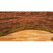 Gard viu artificial pentru aranjamente gradini - galben aramiu - papusi